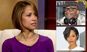 Clueless' Stacey Dash calls for end of Black History month slamming Oscar boycott | Daily Mail Online