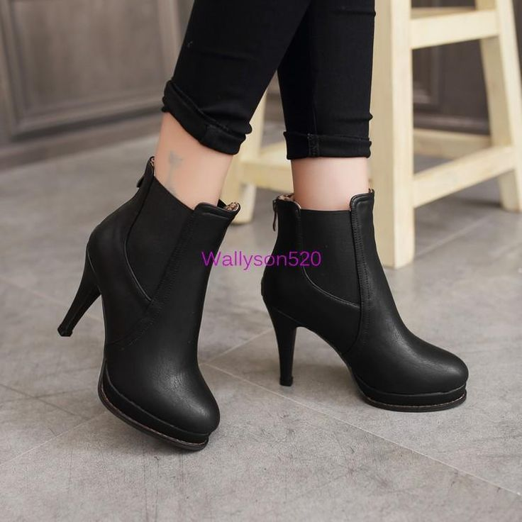 The 25 Best Office Ankle Boots Ideas On Pinterest Black Booties