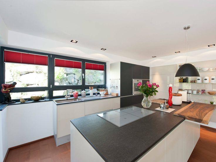 Küche Im Haus Eliasch Von Baufritz. U2022 Mit Musterhaus.net Traumhaus Finden  Und Küchen