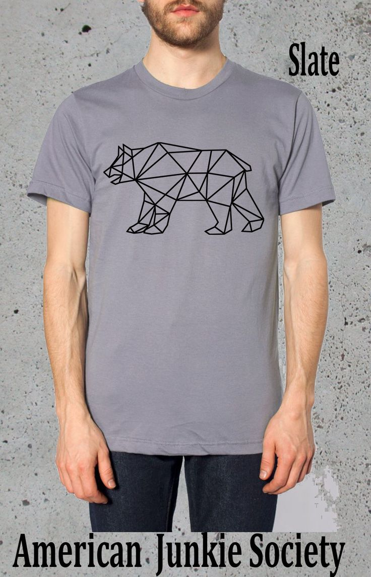 224 best mens clothing americanjunkiesociety images on pinterest mens geometric grizzly bear tshirthusband giftmens graphic teeboyfriend gifthipster shirt american apparel clothinggift for him publicscrutiny Image collections