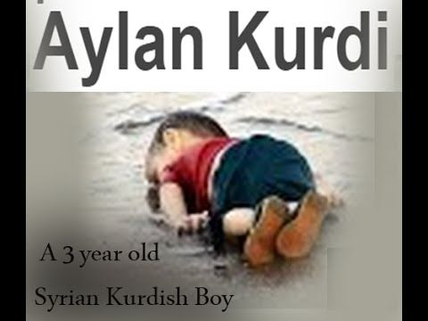 About a 3-Year-Old Kurdish Boy, Aylan Kurdi