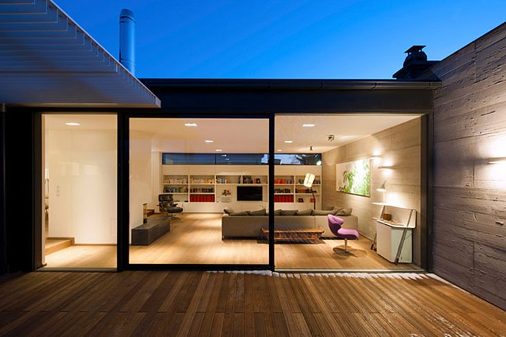 1: Wall Of Window, Big Window, Dreams Home, Decks, Clean Line, Glasses Wall, Beer Architekturbüro, Desiretoinspir Net, Sliding Doors