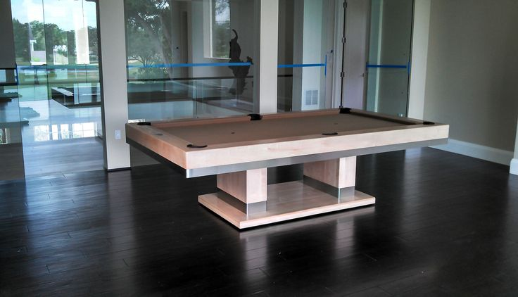 CABO Pool Table Images by MITCHELL Pool Tables | Modern Pool Tables | Custom Pool Tables | Contemporary Pool Tables | Mitchell Pool Tables