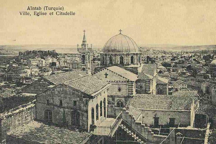 Katolik Surp Asdvansın Kilisesi-(Hapishane olarakta kullanıldı.Şimdi Cami)-Aintab Turkey