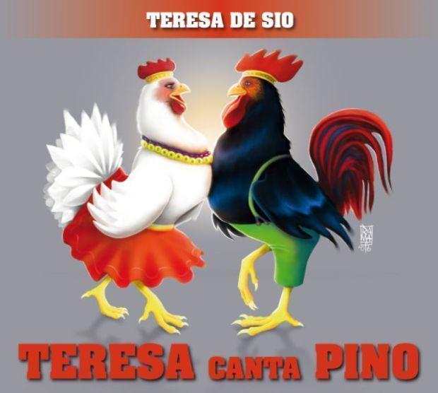 De Sio Teresa - Teresa Canta Pino  -  CD Nuovo Sigillato Clicca qui per acquistarlo sul nostro store http://ebay.eu/2jfeZYv