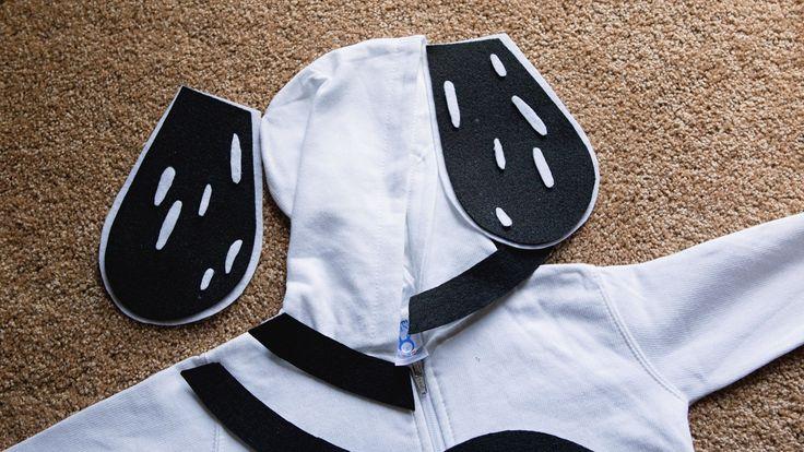 DIY Snoopy Costume