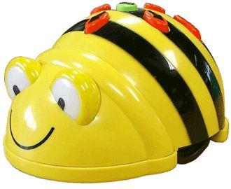 Use beebots to collect letters to spell words or collect sounds in phonics sessions
