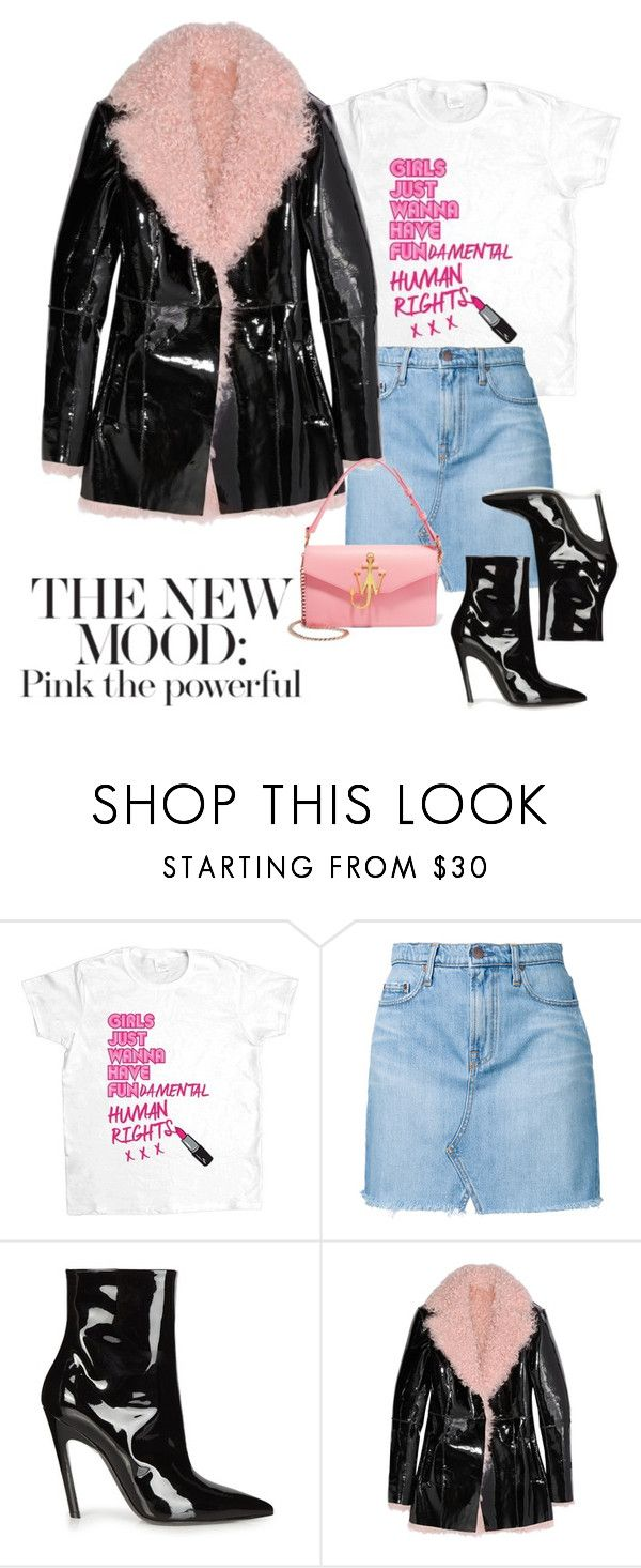 """""""Smash the System"""" by qnniejas-770 on Polyvore featuring Nobody Denim, Balenciaga, Christopher Kane and J.W. Anderson"""