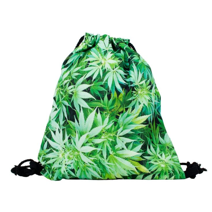 """Disclaimer: this bag is technically not explicitly made to carry pot in it."""