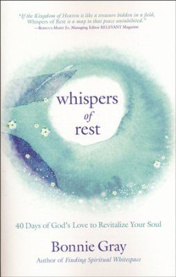 Whispers of Rest is like no other devotional I've read. It's encouragement, a bible study, factual and touching. The daily readings are like Jesus Calling combined with a powerful lesson all while …