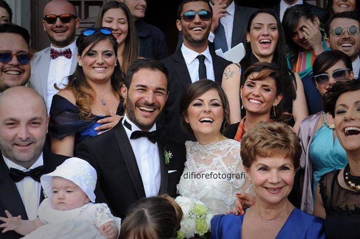 Matrimonio a Capua. Cerimonia nuziale di grande emozione. Chiesa dell'Annunziata.