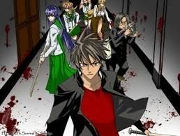 Image result for highschool of the dead