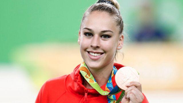 Giulia Steingruber décroche une médaille historique!