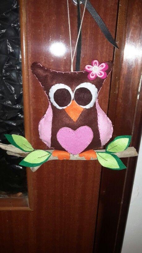 Very nice owl...