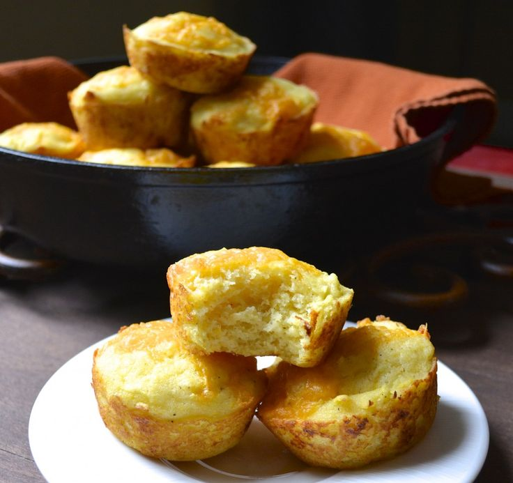 Cheddar and Summer Squash Cornmeal Muffins...totally delicious! www ...