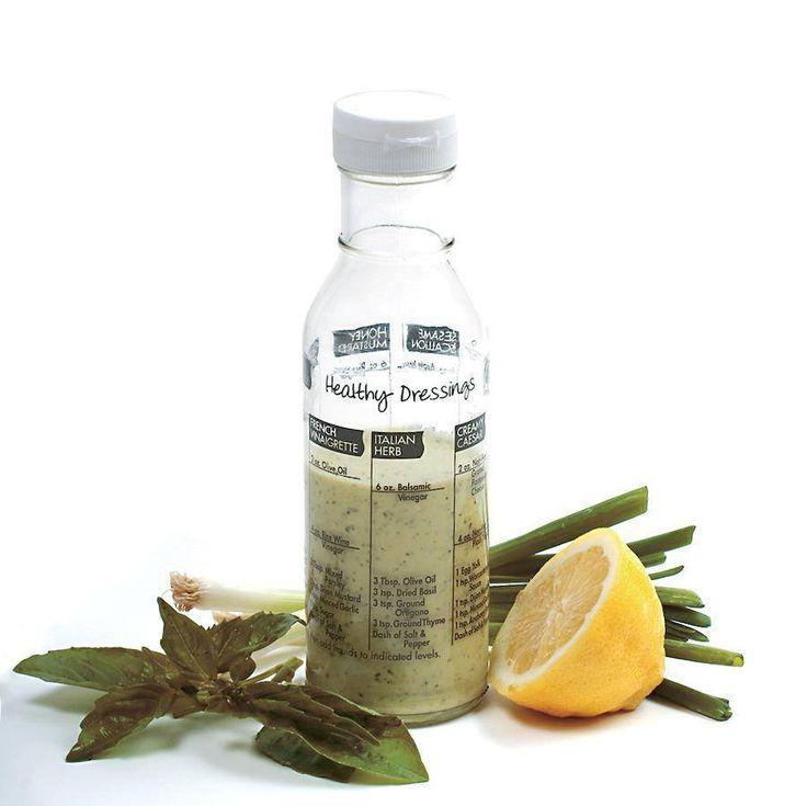 Salad Dressing Maker - Pinetree Garden Seeds - Supplies  - 1