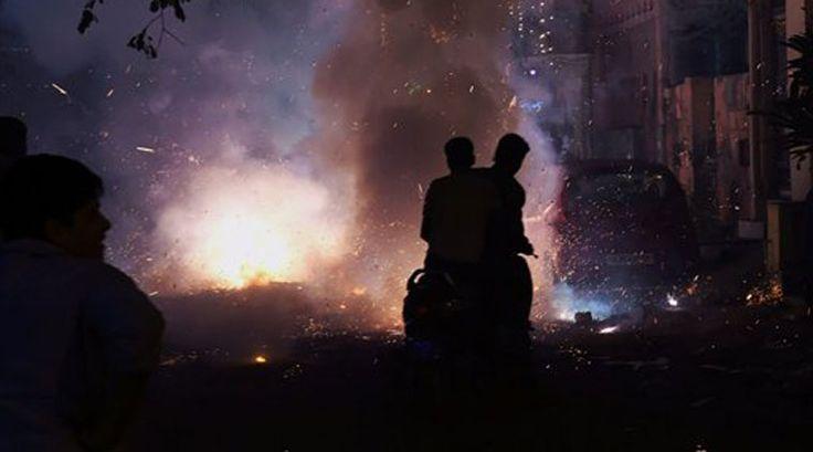 Air quality deteriorates alarmingly in Delhi post-Diwali