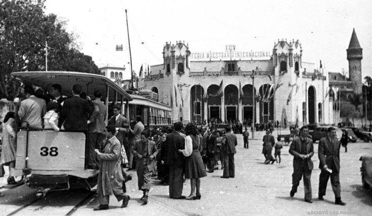 La Feria de Muestras   Valencia 1946