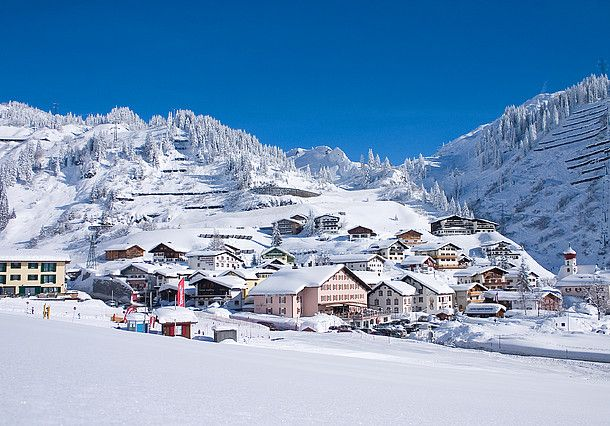 """Stuben am Arlberg is one of the oldest mountain """"resorts"""" in the world. Founded…"""