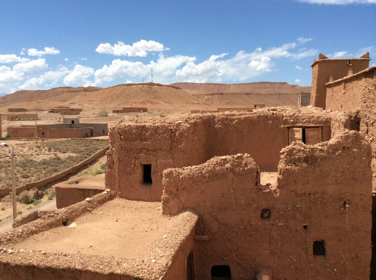 Riad Caravane, Morocco, View from Terrace