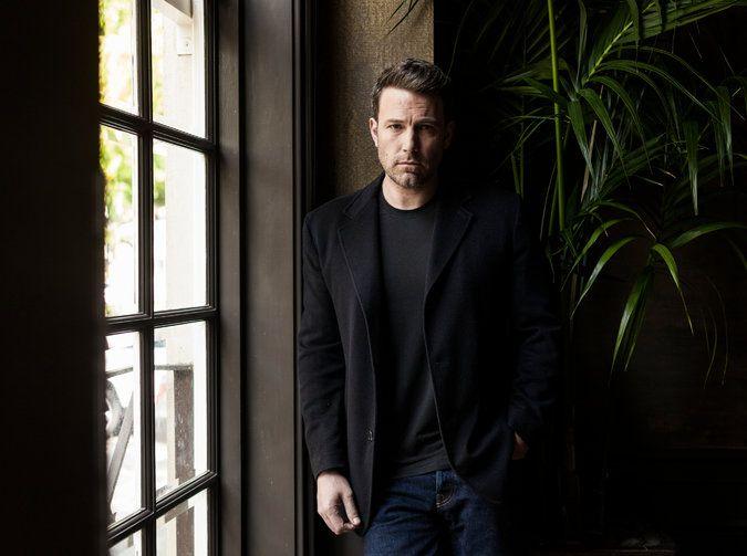 Ben Affleck's 'Broken' Batman - The New York Times
