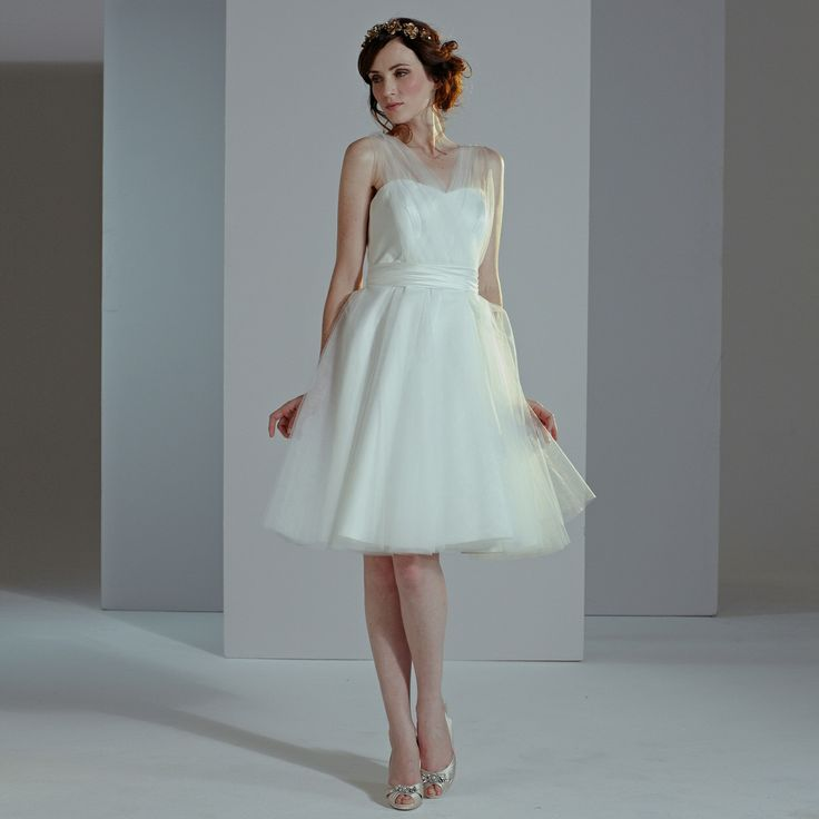 28 best Wedding dress ideas images on Pinterest | Short wedding ...