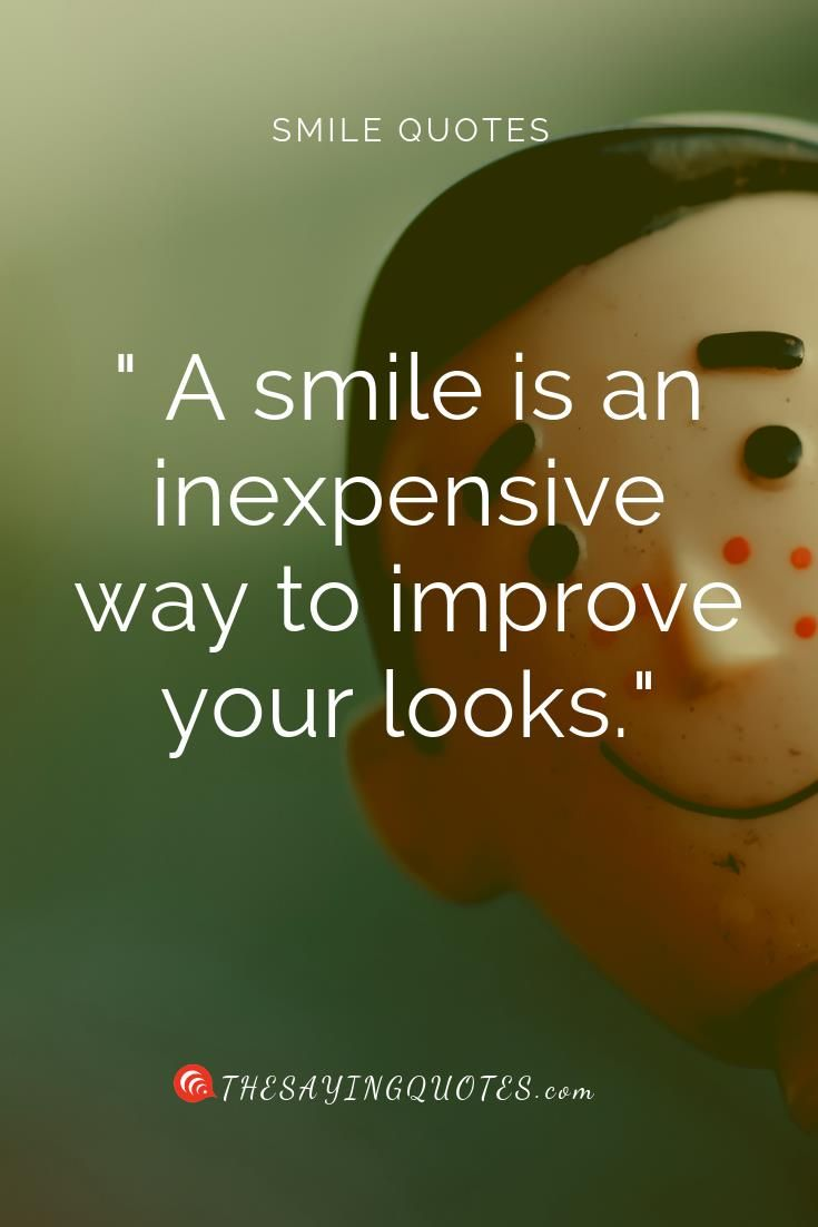 11+ Smile Quotes That Boost Your Mood And Make Your Day Beautiful