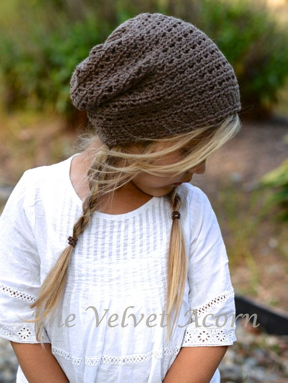 CROCHET PATTERNThe Cade Cap Toddler Child Adult par Thevelvetacorn