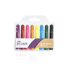 Mini Washable Pens x8 ** 75p **