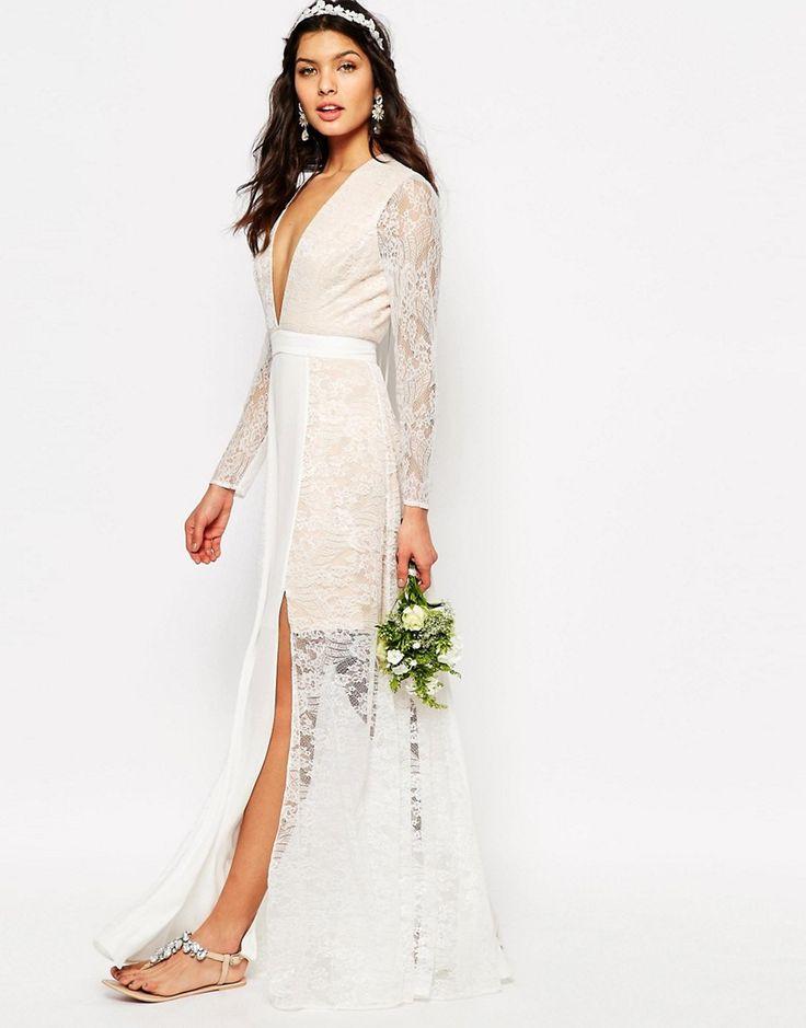 55 best Wedding Dresses images on Pinterest | Low cost wedding ...