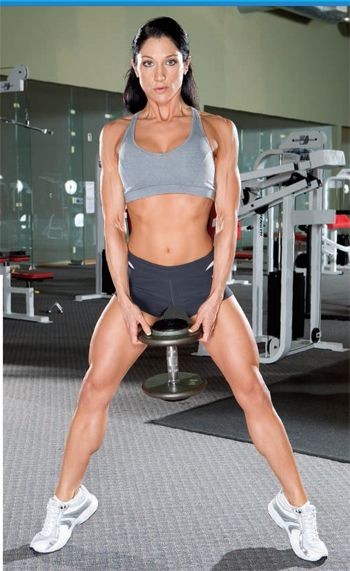 •Inner thigh workout• you will not regret doing this exercise, ok....maybe you will for the first few times...............