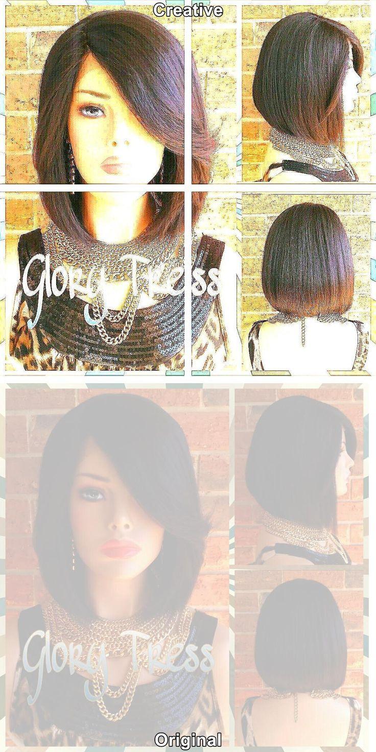 Latest Short Hairstyles | Hair Cutting Photo | Elegant Straight Hairstyles