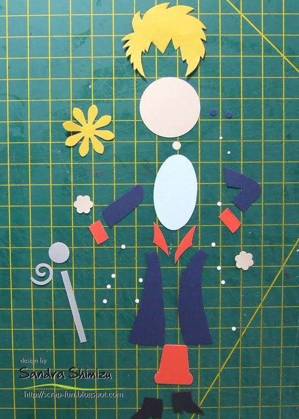 fun-ideas handmade: Tutorial Pequeno Príncipe