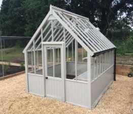Cotswold Victorian 8x6 Wooden Greenhouse