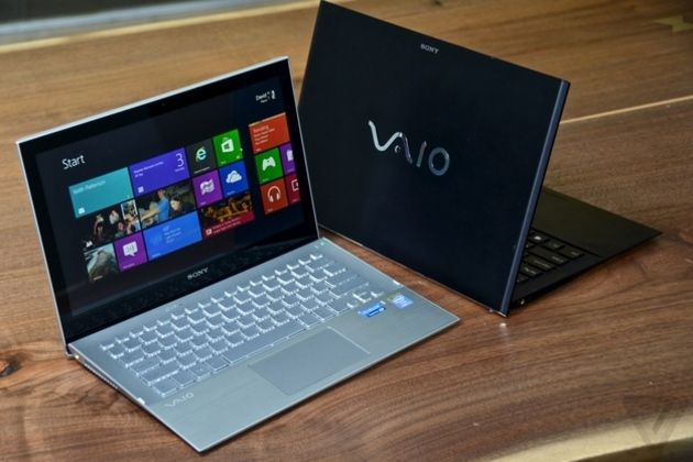Sony VAIO Pro review: 'we're going to war with the MacBook Air'