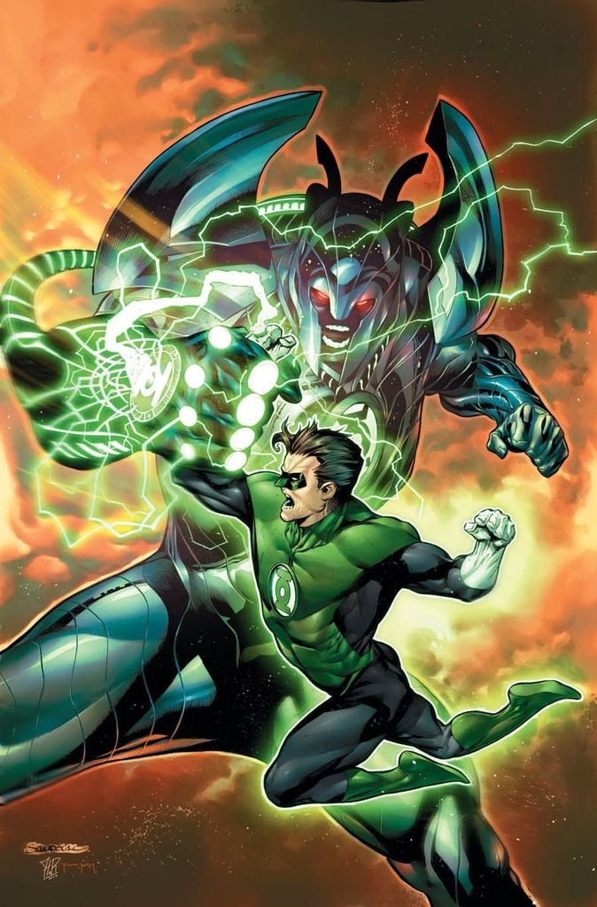 Green Lantern Comics Solicitations for May 2017 - The Blog of OA