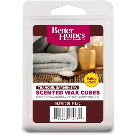 156 best images about better homes gardens walmart for Better homes and gardens scented wax cubes