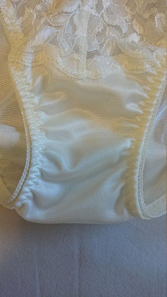 e7c70c3308b A Vintage pair of NWOT Nylon String Bikini Panties by Jintana Lingerie in size  14 Aus UK and 7 US