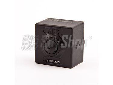 Minikamera Wide Dynamic Range WDR3134 o szerokim zakresie dynamicznym