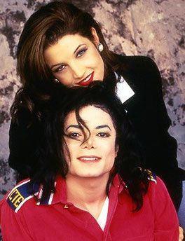 Лиза-Мари Пресли и Майкл