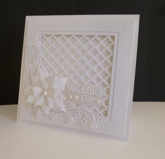 IC476 ~ Winter Wedding by sistersandie - Cards and Paper Crafts at Splitcoaststampers