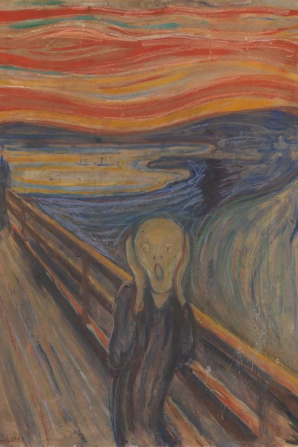 9 Of Art History S Most Horrifying Masterpieces Famous Artists Paintings Famous Art Scary Art