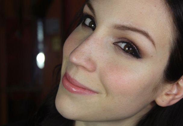Maquillage de fête Cynthia Dulude