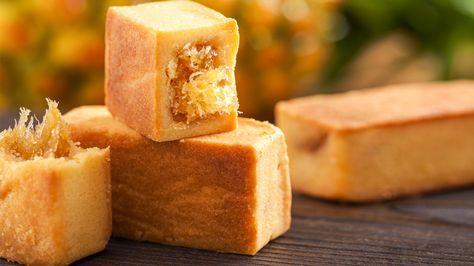 台湾みやげの筆頭格といえば、「鳳梨酥(パイナップルケーキ)」でしょう。素朴なクッキー地に爽やかなパイナップル餡が意外とハマるんですよね。あの味を自宅で簡単に再現する方法を伝授します。生地にはホットケーキミックスを、餡はパイナップル缶で代用します。〈材料:4個分〉・パイナップルの缶詰:200g・パイナップルの缶詰のシロップ:大さじ3・砂糖:大さじ4・バター:50g・溶き卵:1/2個・ホットケー...