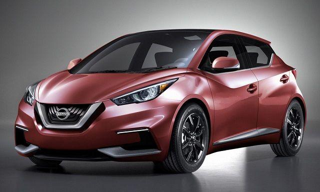Wajah Baru New Nissan March Muncul di Publik - http://bintangotomotif.com/wajah-baru-new-nissan-march-muncul-di-publik/