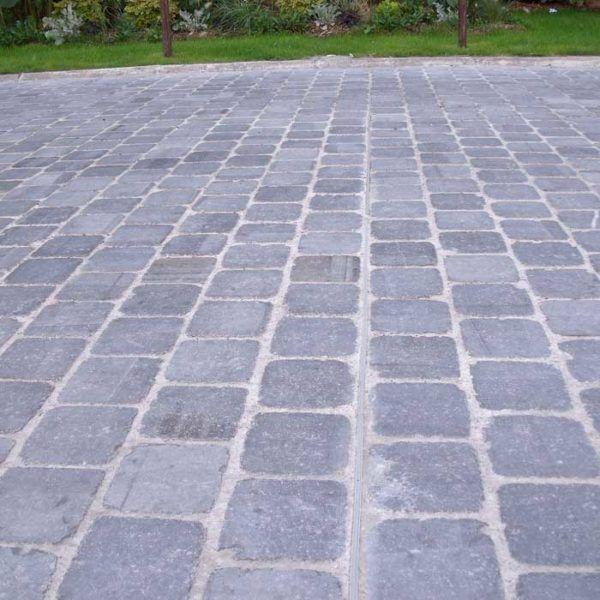 Belgian Blue Stone Driveway Pavers Stone Driveway Paver Driveway Belgian Blue