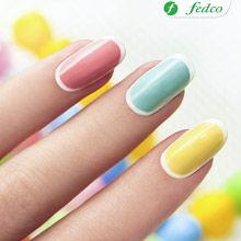 ¡Unas uñas divertidas y excéntricas!