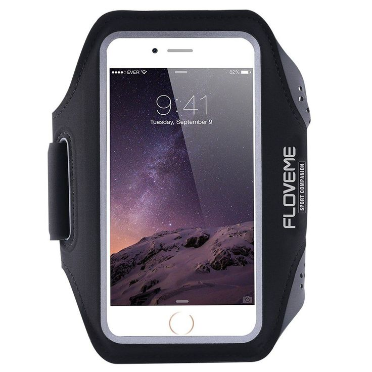 Floveme Casual Sports Armband for iPhone 6 6s 5s SE 7 for Samsung Galaxy S6 S6 Edge S5 S4 S3 For HTC Touch Front Running Cover