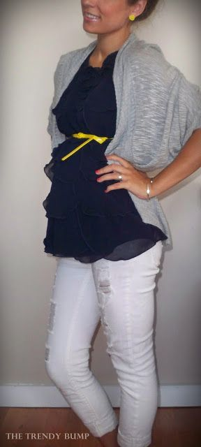 the trendy bump (this blog has cute outfit ideas!)