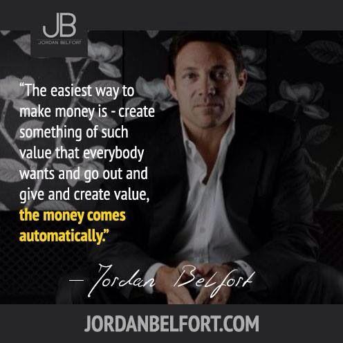Besten  Jordan Belfort Zitate Ideen Auf Pinterest